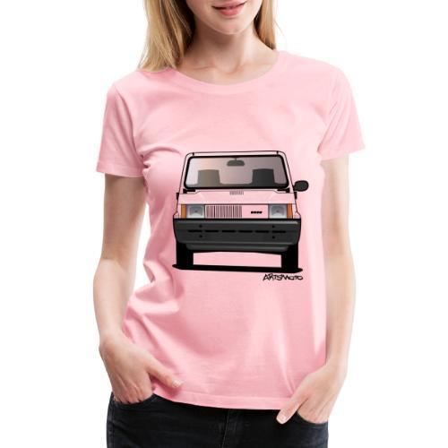 Italian Panda Tipo 141 - Women's Premium T-Shirt