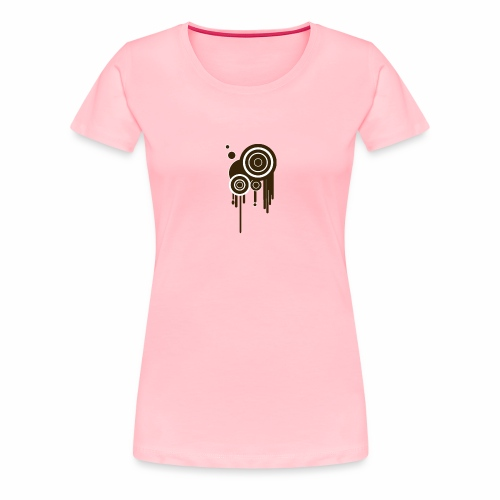 cool design element hi - Women's Premium T-Shirt