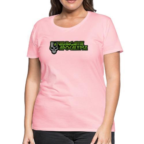 VGA Logo - Women's Premium T-Shirt