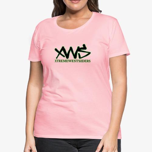 XWS Logo - Women's Premium T-Shirt