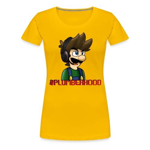 Plumberhood png - Women's Premium T-Shirt