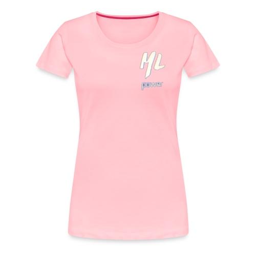 maddie lee power - Women's Premium T-Shirt