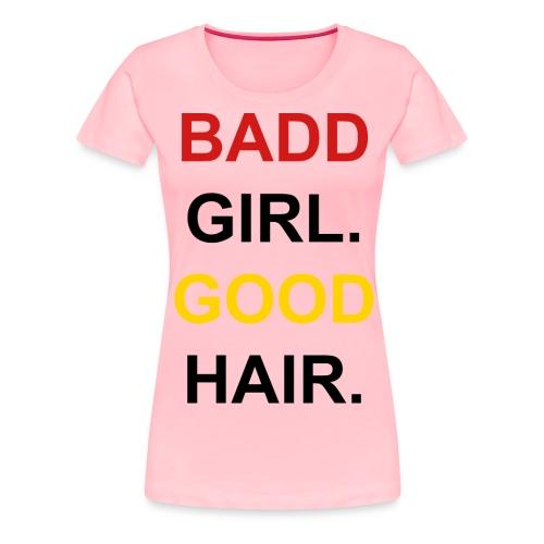 badd1 - Women's Premium T-Shirt