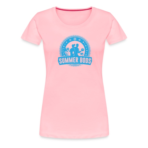 Summer Bods Apparel First Edition - logo - Women's Premium T-Shirt