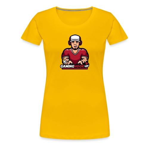 Your One Stop GamingHookup - Women's Premium T-Shirt