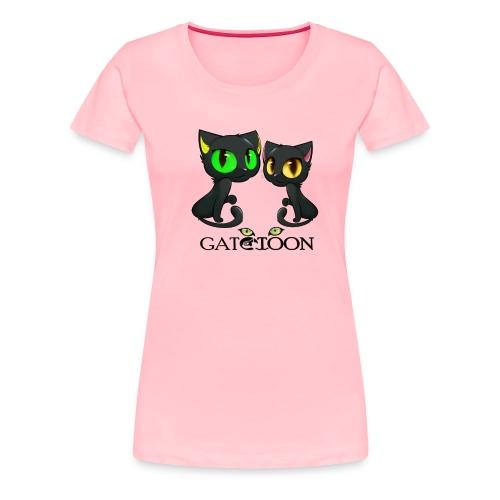 GATOTOON STYLE - Women's Premium T-Shirt