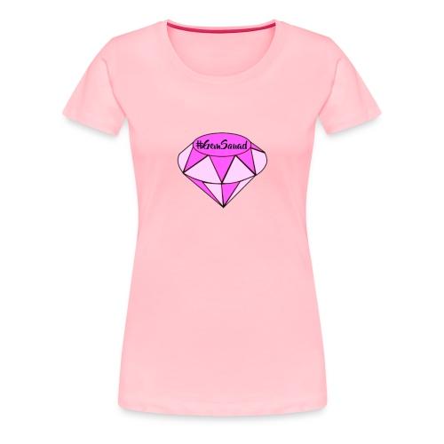LIT MERCH - Women's Premium T-Shirt