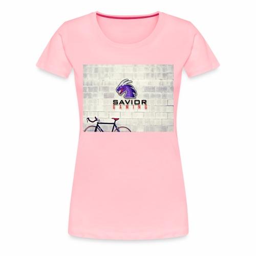 Savior Gaming Logo - Women's Premium T-Shirt