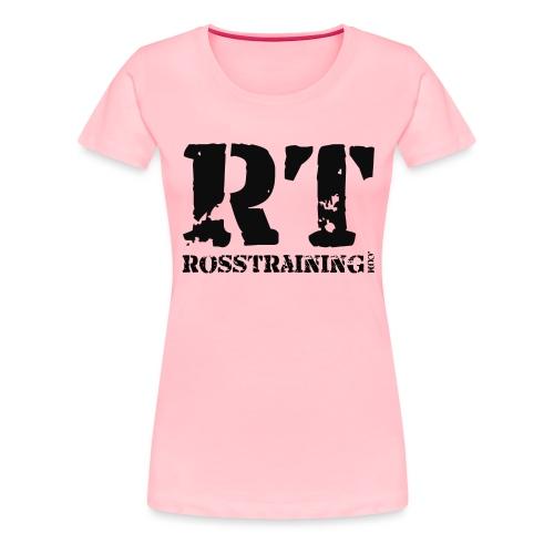 main_rt_black - Women's Premium T-Shirt