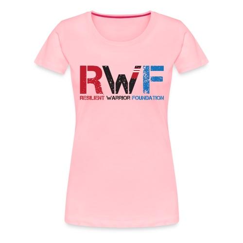 RWF Black - Women's Premium T-Shirt