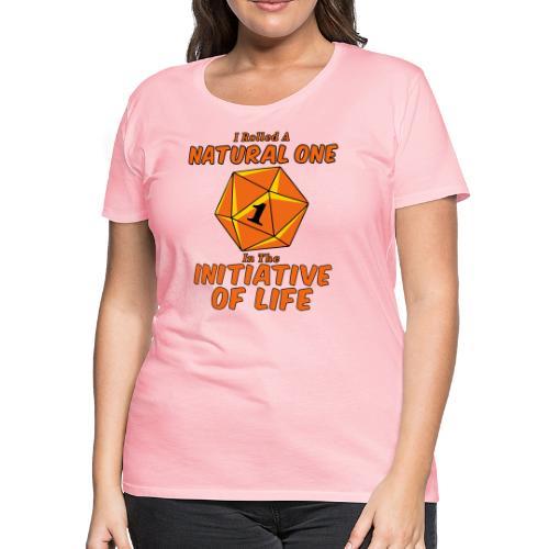 Natural One - Women's Premium T-Shirt