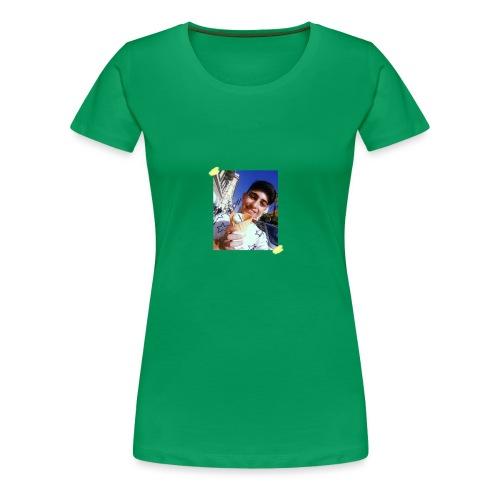 WITH PIC - Women's Premium T-Shirt