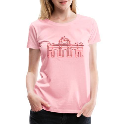 Puerta de Alcalá Madrid - Women's Premium T-Shirt