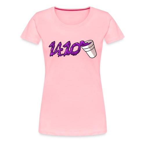 1410 Splash - Women's Premium T-Shirt
