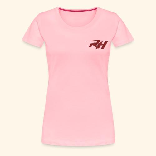 Refaat Haider - Women's Premium T-Shirt