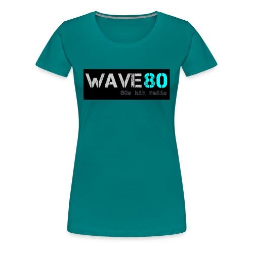 Main Logo - Women's Premium T-Shirt