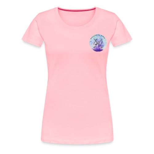 everyday is a new adventure logo - Women's Premium T-Shirt