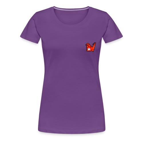 BW - Women's Premium T-Shirt