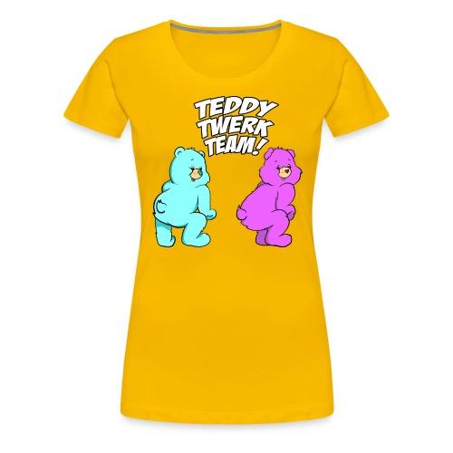 teddytwerk - Women's Premium T-Shirt