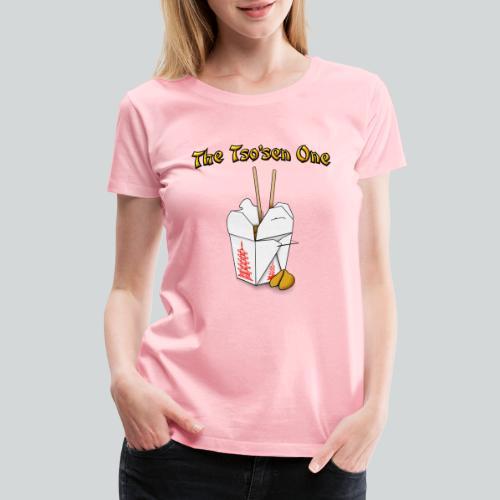 The Tsosen One - Women's Premium T-Shirt