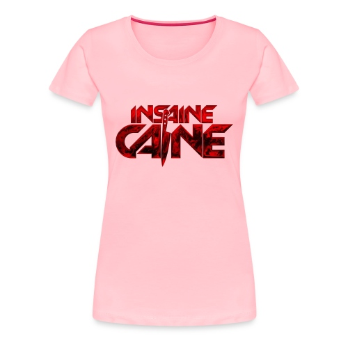 Insaine Caine - The Logo - Drop 2 - Women's Premium T-Shirt