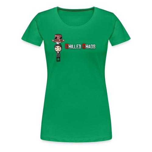 chilled png - Women's Premium T-Shirt