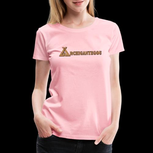 Archigantegou - Women's Premium T-Shirt
