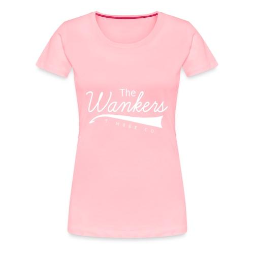Dream Wankas - Women's Premium T-Shirt