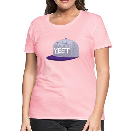 Cap 2 - Women's Premium T-Shirt