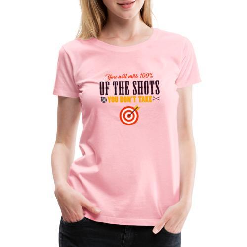 Miss 100% - Women's Premium T-Shirt