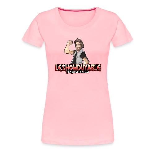 LeShowDuyable Hola! - Women's Premium T-Shirt