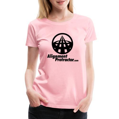 AP logo - Women's Premium T-Shirt