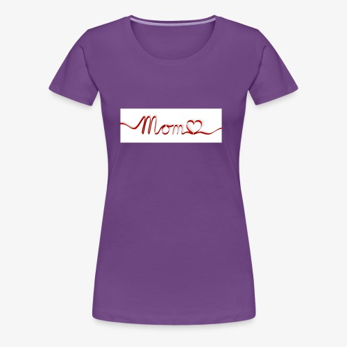 Moms Rock - Women's Premium T-Shirt