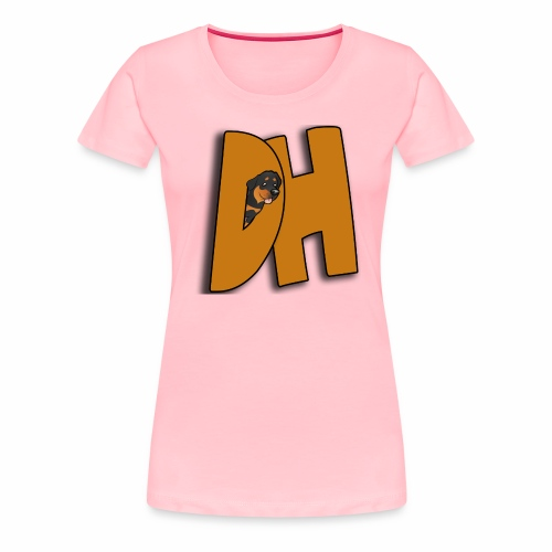 DH LOGO DUKE - Women's Premium T-Shirt
