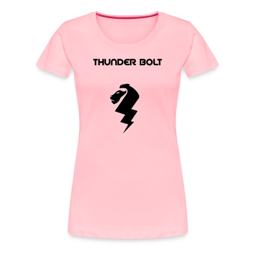 Lion thunder merch shop - Women's Premium T-Shirt