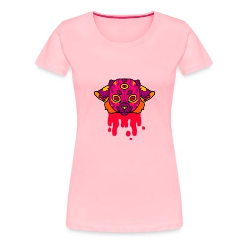 three eyes - Women's Premium T-Shirt
