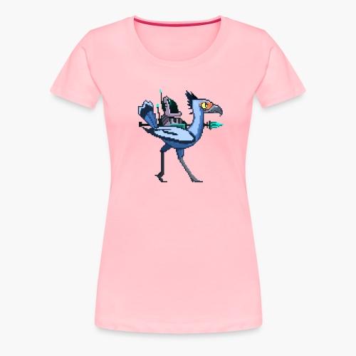 blueBird png - Women's Premium T-Shirt
