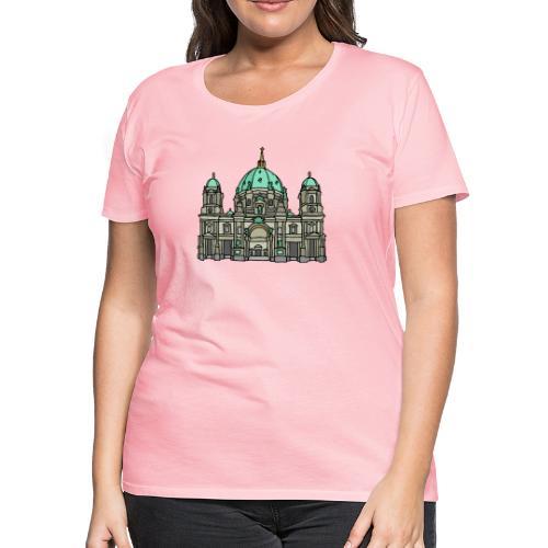 Berlin Cathedral - Women's Premium T-Shirt