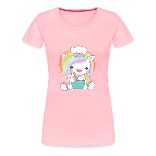 Cookin up a Storm - Women's Premium T-Shirt