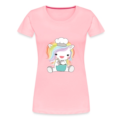 Cookin up a Storm - Women's Premium T-Shirt