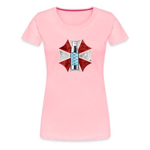 T VIRUS - Women's Premium T-Shirt