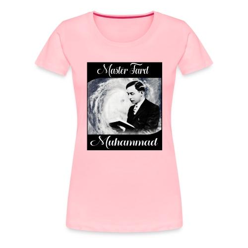 Master Fard Muhammad Hurricane Classic - Women's Premium T-Shirt