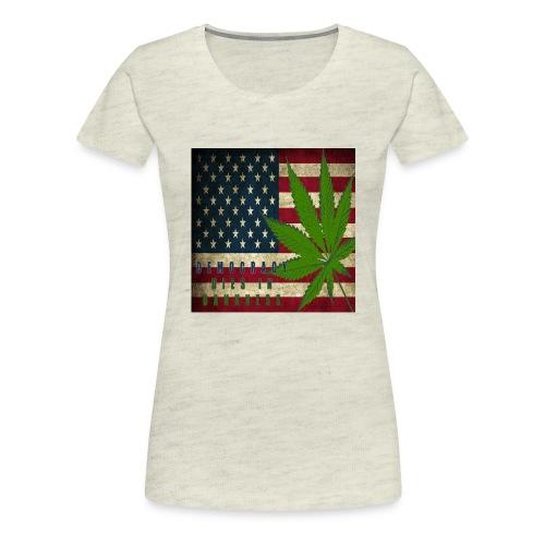 Political humor - Women's Premium T-Shirt