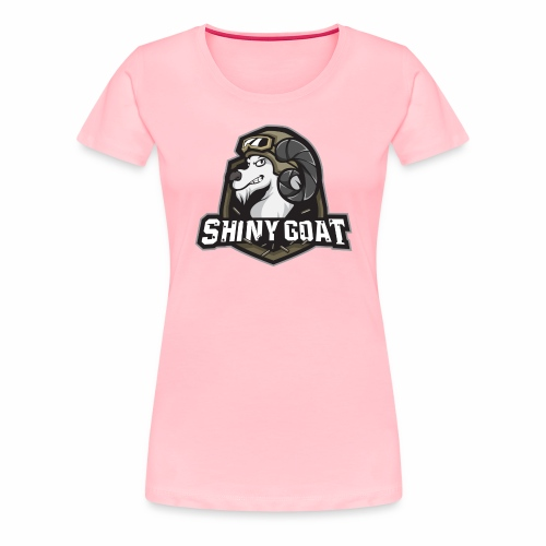 SHINY GOAT TV - 1st Edition - Women's Premium T-Shirt