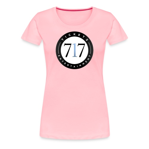 717logo - Women's Premium T-Shirt