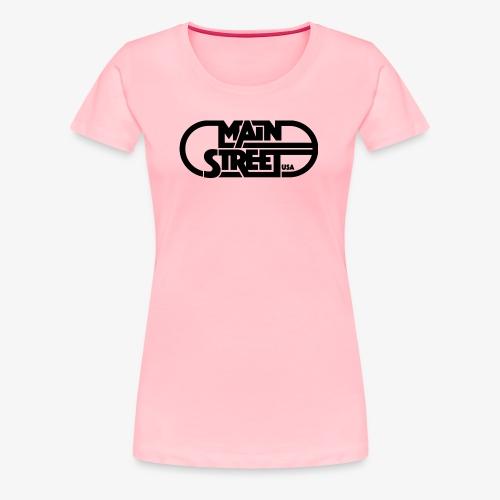 Main Street USA - Women's Premium T-Shirt