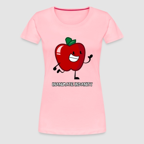 Apple Single - Women's Premium T-Shirt