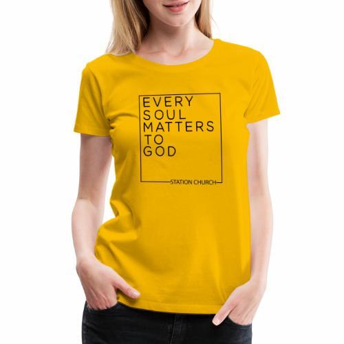 ESMTG Black - Women's Premium T-Shirt