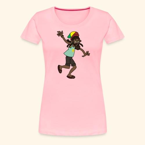 Rasta Ricky - Women's Premium T-Shirt