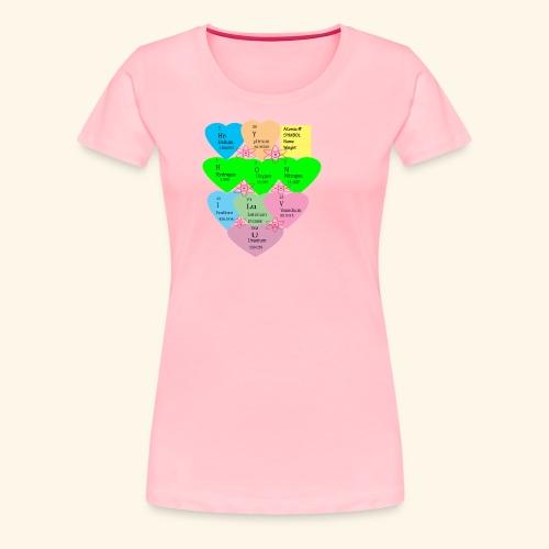 LogoOfLifeDesigns - Women's Premium T-Shirt